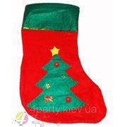 Носок для подарка Новогодний фото