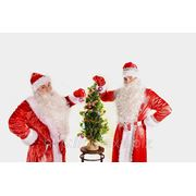 Дед мороз и Снегурочка корпоратив фото