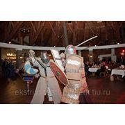 Похищение невесты на свадьбе рыцарями фото