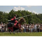 Рыцарское шоу фото