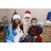 Вызов Деда Мороза и Снегурочки домой фото