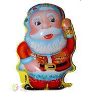 Шар фольгированный Санта фото