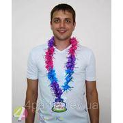 Леи гавайские Торт Happy Birthday фото