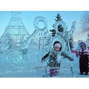 Ледяные скульптуры,ледяные фигуры фото