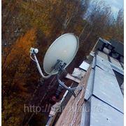Настройка спутникового комплекта фото