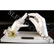 Создайте скульптурную копию - Изготовление слепков в студии фото