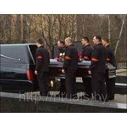 Ритуальные грузчики в крематорий фото
