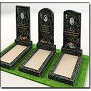 Проектирование ритуальных надгробий фото