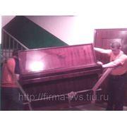 Перевозка пианино и рояля. Подъем на любой этаж. фото