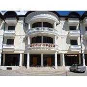 Трехэтажная гостиница в 100 метрах от Черного моря фото