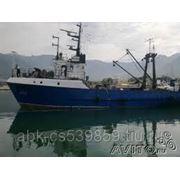 Продается Рыболовецкая компании со своим судном МРТК-Балтика и лимитами(квотами) на треску и камбалу фото