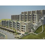 Проект РК «Солнечный» в Алуште фото