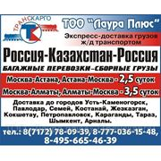 Доставка груза из Астаны в Москву фото