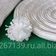 Кремнеземный шнур ШК полый и с наполнением (производим в России) фото