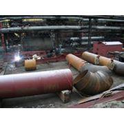 Ремонт средств трубопроводного транспорта фото
