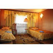 Гостиничный номер класса люкс двухместный фото
