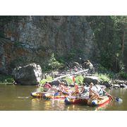 Сплав по реке Ляля фото