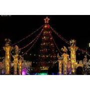«Новогодние огни»