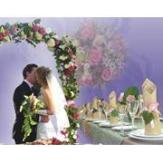 Оформление свадеб и торжеств в Крыму. Праздничная и свадебная флористика,флористический декор от студии Лины Шуленко.