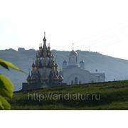 Спасо-Преображенский монастырь (г. Серафимович) Волгоградская область фото