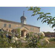 Каменнобродский-Свято Троицкий-Белогорский мужской монастырь Волгоградская область фото