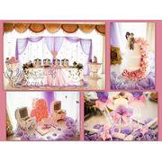 Оформление стилизованных свадеб в Астрахани фото