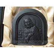 Икона «Серафим Саровский» фото