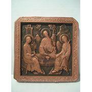Икона «Святая Троица» фото
