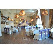 Оформление свадьбы в Подольске в ресторане Отдых фото