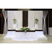 Оформление зала на свадьбу в европейском стиле фото