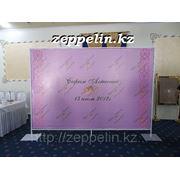 Пресс стена фото-стенд на свадьбу (2*3) фото