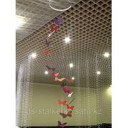 Инсталляция из бабочек фото