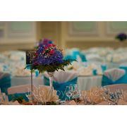 Цветы на стол фото