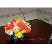Флористические композиций фото