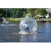 Прокат Сфера на воде фото