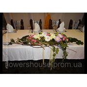 Оригинальное и стильное оформление свадьбы. Киев фото