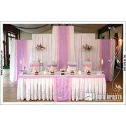 Свадебный декор залов. фото