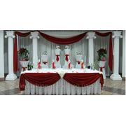Торжественное оформление свадеб фото