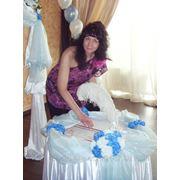 Ведущая на выездную регистрацию брака в Волгограде, ведущая на банкет. фото