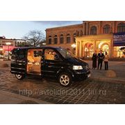 Аренда мультивена в Самаре, Тольятти! фото