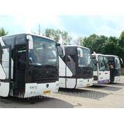Заказ автобусов в Самаре фото