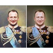 Мужской портреты на заказ фото