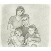 Семейный портрет фото