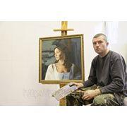 Заказ портрета, портрет на заказ, портрет маслом фото