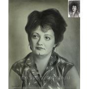 Портрет по фотографии, портрет по фото на заказ, заказать портрет фото
