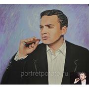 Мужской портрет пастелью, портреты пастелью фото