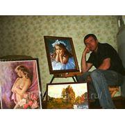 Портрет по фотографии, заказ портрета, живопись на заказ, написать портрет маслом фото