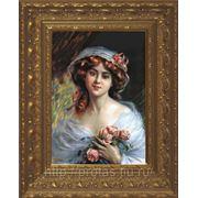 Живописный портрет,Художественный портрет, портрет маслом фото