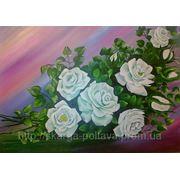 Картина Розы фото