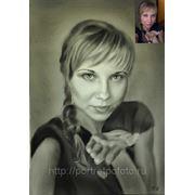 Портрет на заказ с фотографии, заказ портретов по фото фото